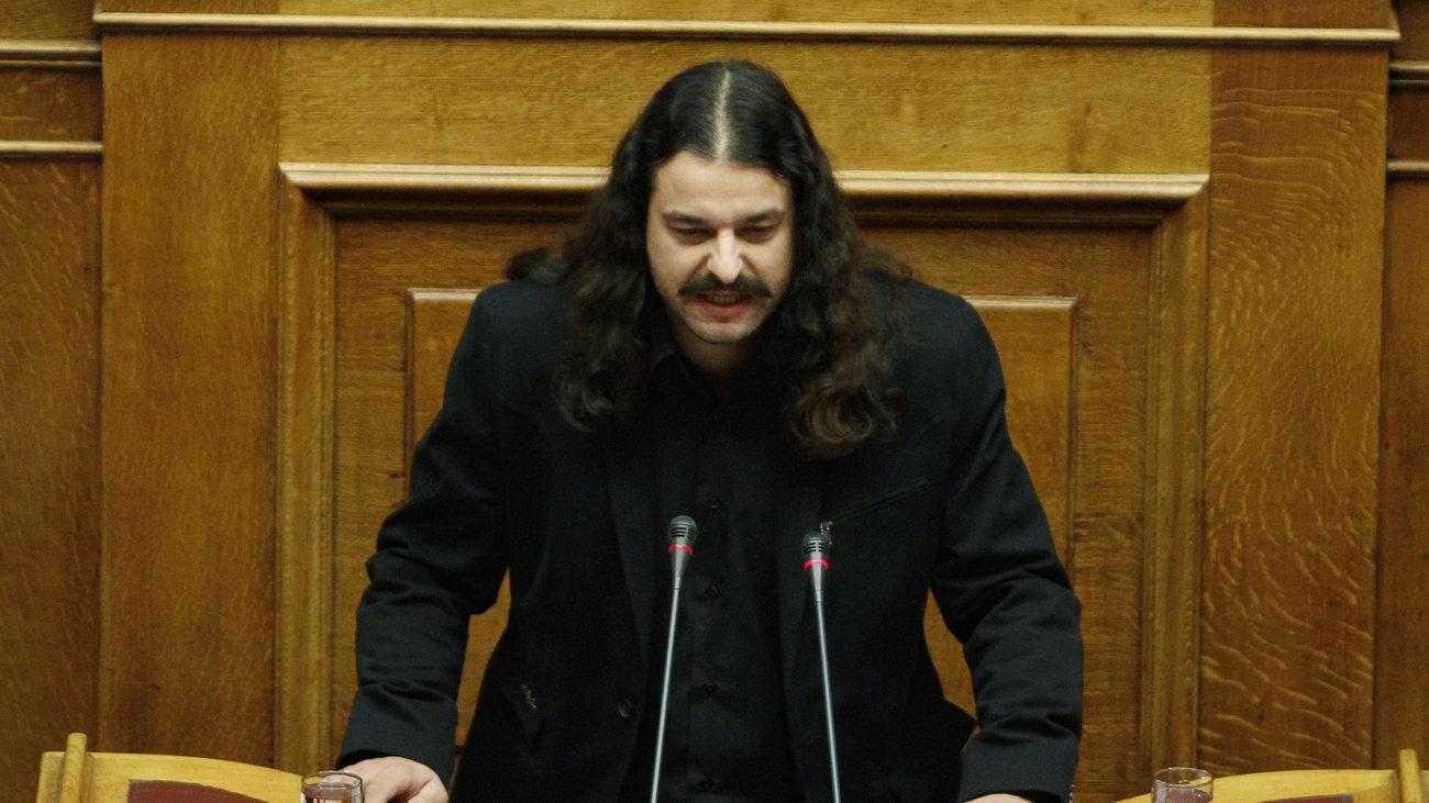 Συνελήφθη ο Βουλευτής Κων. Μπαρμπαρούσης