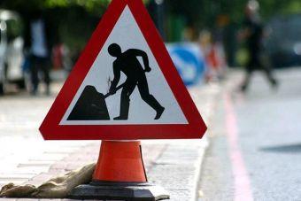 Προσωρινή διακοπή κυκλοφορίας (21-25/10) σε δρόμους του Παλαμά για εκτέλεση εργασιών φυσικού αερίου