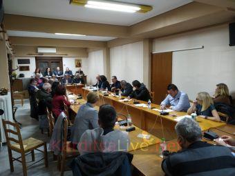Συνεδριάζει με τηλεδιάσκεψη την Παρασκευή (27/11) το Δ.Σ. Μουζακίου