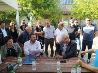 Παρουσία του Υπ. Αγροτικής Ανάπτυξης και Τροφίμων παραχωρήθηκαν στο Δήμο Παλαμά 313 στρέμματα του πρώην Κέντρου Γεωργικής Έρευνας (+Φώτο +Βίντεο)