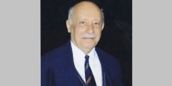 """Στ. Κουτής: """"Στον αλησμόνητο δάσκαλό μου Κωνσταντίνο Ευθυμιάδη"""""""