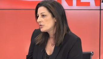 Παραιτήθηκε από υποψήφια Ευρωβουλευτής με το ΣΥΡΙΖΑ η Μυρσίνη Λοΐζου - Είχε καταδικαστεί για παράνομο περιουσιακό όφελος