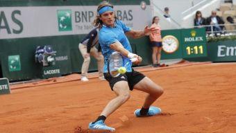 Νίκη με 3-0 σετ επί του Μάρτερερ και πρόκριση στο δεύτερο γύρο του Roland Garros για τον Στ. Τσιτσιπά