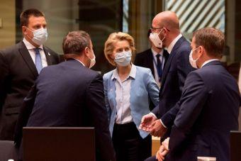 Αναβάλλεται η Σύνοδος Κορυφής μετά από κρούσμα κορονοϊού