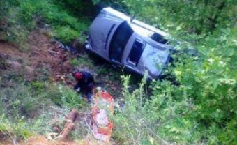 Πήλιο: Δύο νεκροί και δύο τραυματίες μετά από πτώση αυτοκινήτου σε γκρεμό