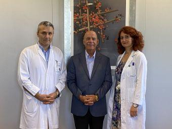 ΙΑΣΩ Θεσσαλίας: Η ολοκληρωμένη αντιμετώπιση αυτόματης ενδοεγκεφαλικής αιμορραγίας αφορμή δημιουργίας της Α' Νευροχειρουργικής Κλινικής