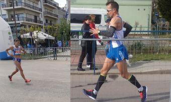 Χρυσοί στο Βαλκανικό πρωτάθλημα βάδην Τσινοπούλου και Παπαμιχαήλ