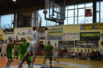 Α2 μπάσκετ: Τεράστια νίκη του ΑΣΚ στη Λάρισα επί του Ερμή!
