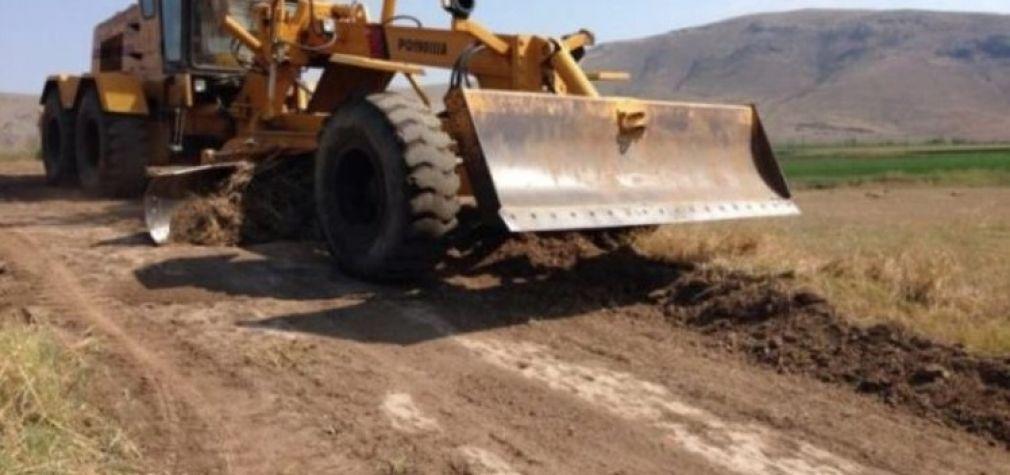 Προς δημοπράτηση το έργο «Κατασκευή δικτύου πρόσβασης σε γεωργικές και κτηνοτροφικές εκμεταλλεύσεις στο Δήμο Καρδίτσας»