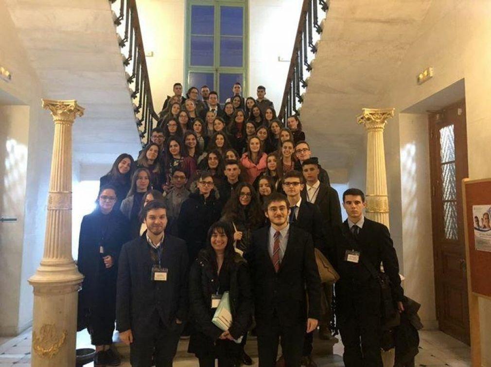 Το Γ.Ε.Λ. Μουζακίου στο Athens EU Model Junior