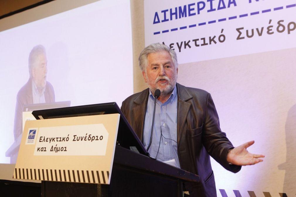 """Δημ. Παπακώστας: """"Πολιτικες αναταράξεις στην Αθήνα - Θετικές εξελίξεις στην κοιλάδα Αχελώου!"""""""