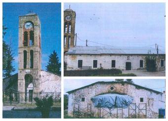 Μέσω του ΕΣΠΑ Θεσσαλίας η αποκατάσταση του Ι.Ν. Αγίου Γεωργίου στη Μητρόπολη