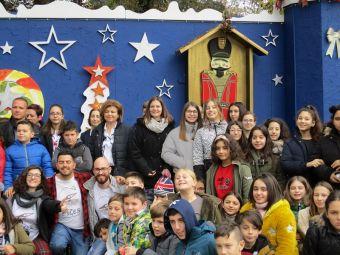 Συνάντηση ομάδας μαθητών του Μουσικού Σχολείου με εθελοντές του Let΄s do it Greece