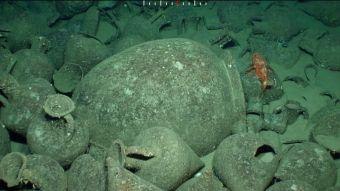 Αρχαιολογική έρευνα σε ναυάγιο κλασικών χρόνων που εντοπίσθηκε κατά τις εργασίες καλωδίωσης μεταφοράς ηλεκτρικής ενέργειας από την Κίσαμο στην Νεάπολη (+Βίντεο)