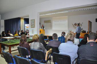 Με επιτυχία πραγματοποιήθηκε στο Μουζάκι το σεμινάριο «Ο δρόμος για ένα αειφόρο σχολείο»