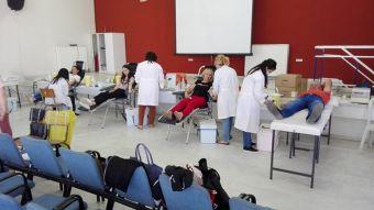 Απόλυτα επιτυχημένη η πρώτη μέρα της 43ης αιμοδοσίας του Σ.Ε.Α. Παλαμά!
