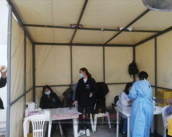 Δευτέρα (25/10): 19 θετικά rapid tests στην Καρδίτσα και 2 στο Μουζάκι
