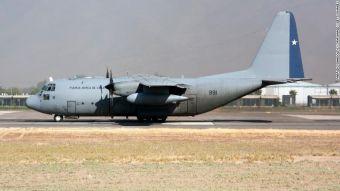Συναγερμός στη Χιλή: Αγνοείται C-130 με 38 επιβαίνοντες