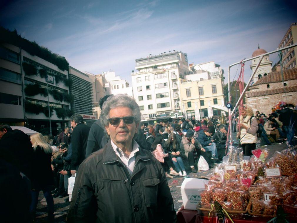 """Θάνος Αθανάσιος: """"Μνημονεύοντας"""""""