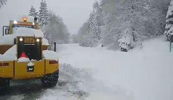 Αργιθέα: 70 εκατοστά και πλέον το φρέσκο χιόνι στους αυχένες (+Βίντεο)