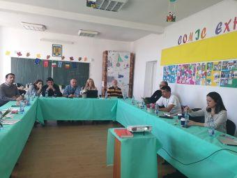 Το Γυμνάσιο –Λ.Τ. Μαγούλας στην Ρουμανία