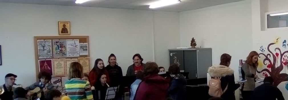 Νότες ευαισθησίας στο Μουσικό σχολείο
