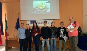 5ο Γενικό Λύκειο Καρδίτσας: Πρόγραμμα Erasmus +KA229, 3η διεθνής Συνάντηση στην Ιταλία