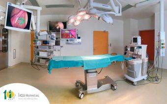 Χειρουργική Αίθουσα του μέλλοντος στο ΙΑΣΩ Θεσσαλίας