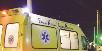 Θανατηφόρο τροχαίο για 52χρονο στην π.Ε.Ο. Μουδανιών - Θεσσαλονίκης