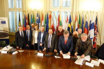"""Δημ. Παπακώστας: """"Έπεσαν οι Υπογραφές για Μνημόνιο Συνεργασίας Αναστήλωσης Κορακογεφυριου!"""""""