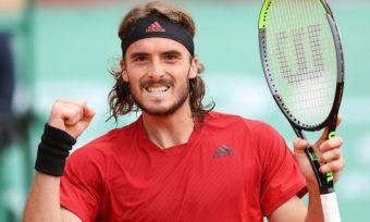 Στους 16 του Madrid Open προκρίθηκε ο Τσιτσιπάς