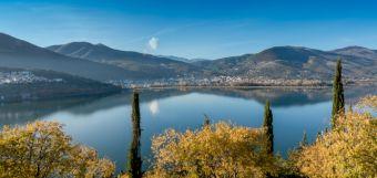 Νεκρός ανασύρθηκε ηλικιωμένος από τη λίμνη της Καστοριάς