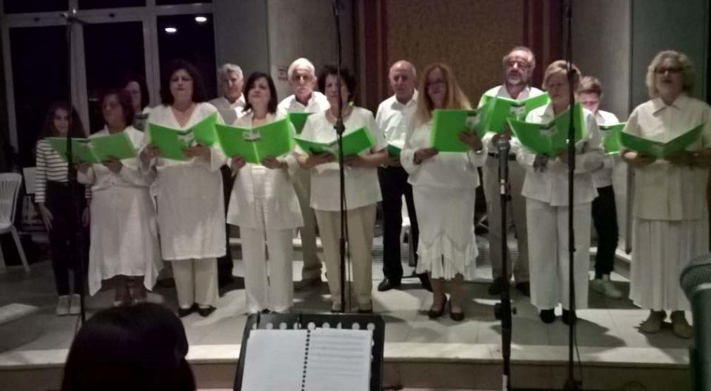 Εμφανίσεις της Χορωδίας του Φυσιολατρικού Ομίλου Καρδίτσας