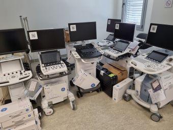 ΙΑΣΩ Θεσσαλίας: 8 νέοι υπερηχοτομογράφοι τελευταίας τεχνολογίας στη διάθεση των Θεσσαλών