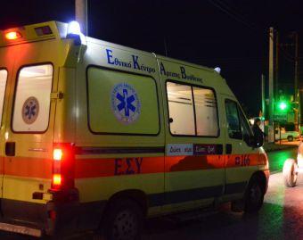 Λάρισα: Τραυματισμός γυναίκας μετά από τροχαίο με αγριογούρουνο