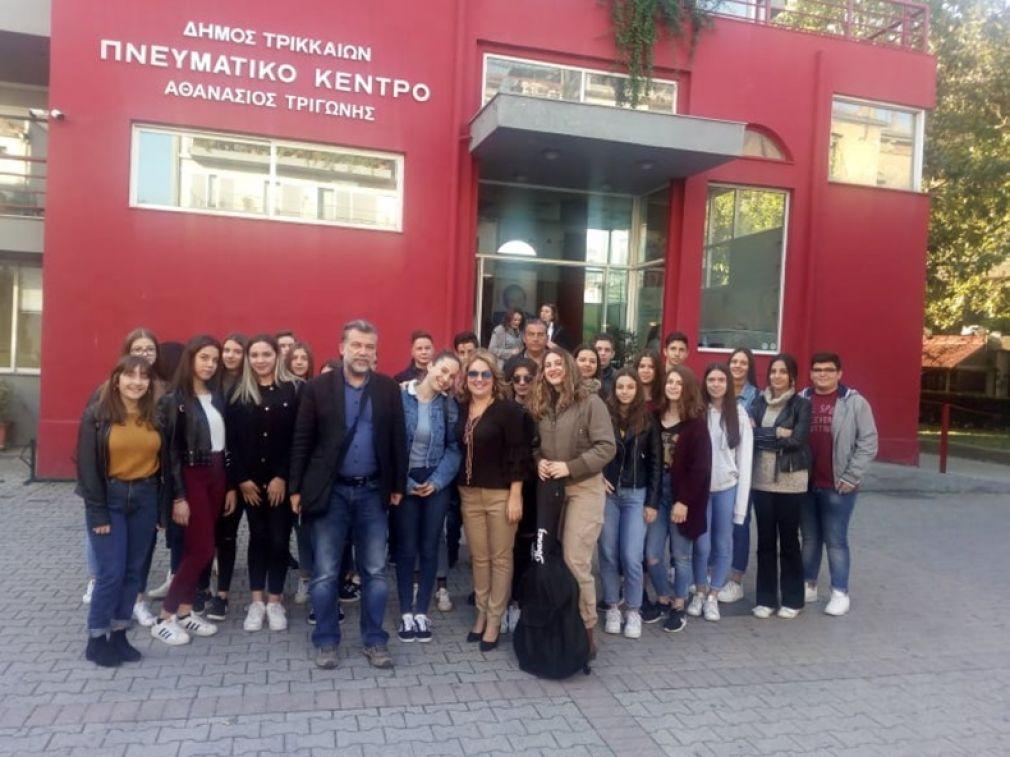 Στο 9ο Πανελλήνιο Μαθητικό Συνέδριο συμμετείχαν μαθητές του ΓΕΛ Προαστίου