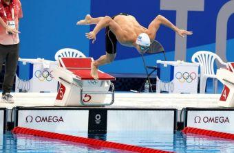 Τόκιο 2020: 5η θέση για τον Κριστιάν Γκολομέεβ στα 50μ. ελεύθερο