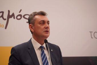 Συγχαρητήρια του Δημάρχου Μουζακίου Γεώργιου Κώτσου στην Αναγέννηση BC για την άνοδο της στη Γ Εθνική