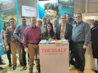 Στη Διεθνή Τουριστική Έκθεση της Σόφιας συμμετείχε με περίπτερο η Περιφέρεια Θεσσαλίας