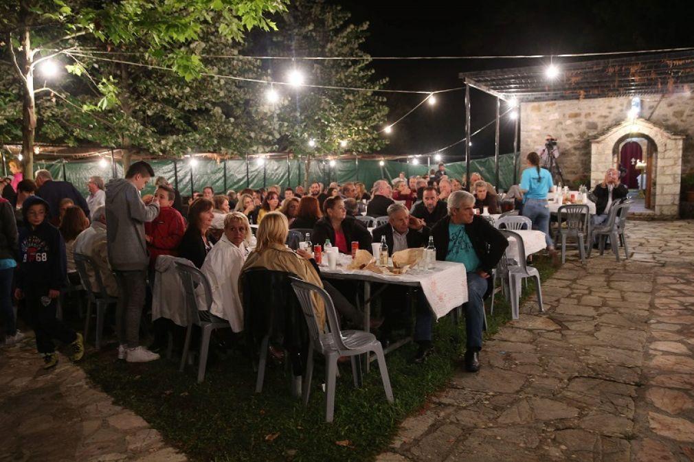 """Πετυχημένη και φέτος η εκδήλωση του συλλόγου """"Οι Άγιοι Ανάργυροι"""" Λαγκαδίου Ανθηρού"""