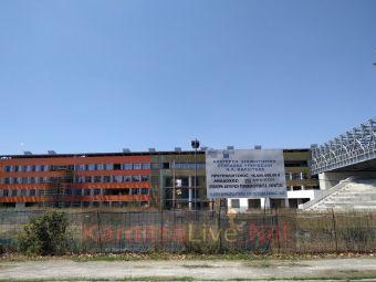 Απόλυτη στασιμότητα στο έργο του Διοικητηρίου Καρδίτσας
