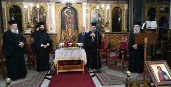 Γενική Ιερατική Σύναξη πραγματοποιήθηκε τη Δευτέρα 18 Μαρτίου