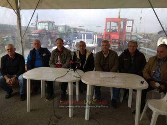 """Αποχωρούν το μεσημέρι της Τρίτης (10/12) από το """"μπλόκο"""" οι αγρότες της Καρδίτσας (+Φώτο +Βίντεο)"""