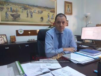 Να δοθεί παράταση στην ημερομηνία προεγγραφής των αθλητικών σωματείων ζητά από Λ. Αυγενάκη ο Κ. Νούσιος