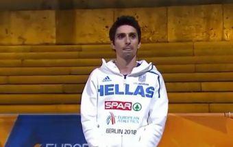 Ευρωπαϊκό πρωτάθλημα: Ο Δημήτρης Τσιάμης προκρίθηκε στον τελικό του τριπλούν!