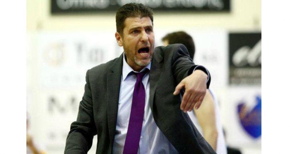 Ο Γιώργος Σκαραφίγκας ο νέος προπονητής του Ερμή Αγιάς