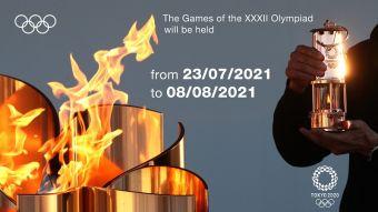 Τις ημερομηνίες έναρξης και λήξης των Ολυμπιακών Αγώνων του 2021 ανακοίνωσε η Δ.Ο.Ε.