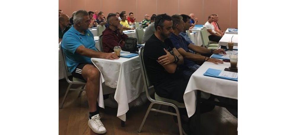 ΕΠΣ Καρδίτσας: Ξεκίνησε η Σχολή Ανανέωσης Ταυτοτήτων UEFA A' και UEFA Β'