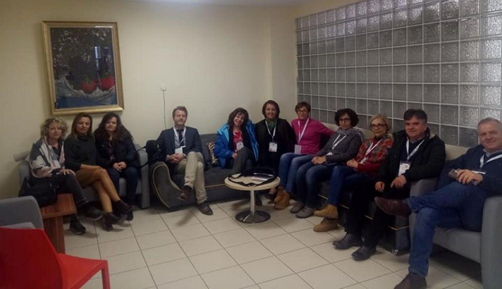 Πρώτη Διακρατική Συνάντηση (First Short-term joint staff training) του 5ου Γυμνασίου Καρδίτσας στην Τουρκία