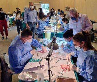 Για 7η χρονιά ο εκπαιδευτικός θεσμός των βασικών χειρουργικών δεξιοτήτων (BSS) στο ΙΑΣΩ Θεσσαλίας